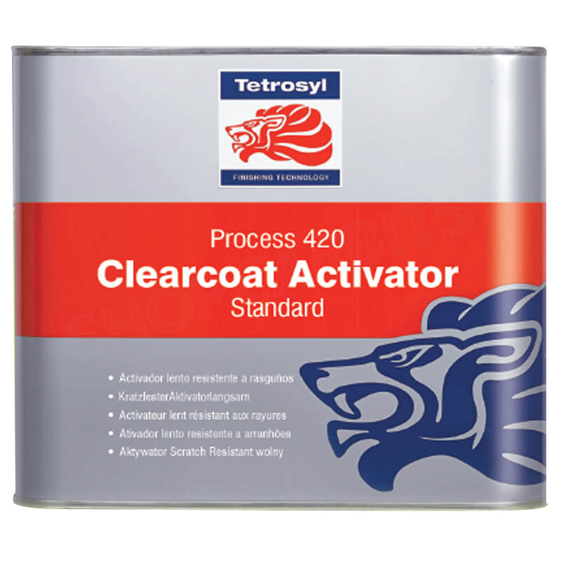 Standard Activator for 2K-HS Clearcoat