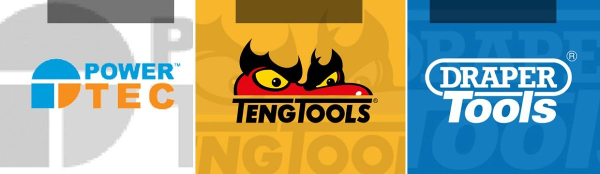 Power Tec, Teng Tools, Draper Tools