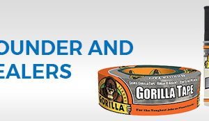 Bonders and Sealers