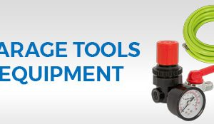 Garage Tools and Equipment