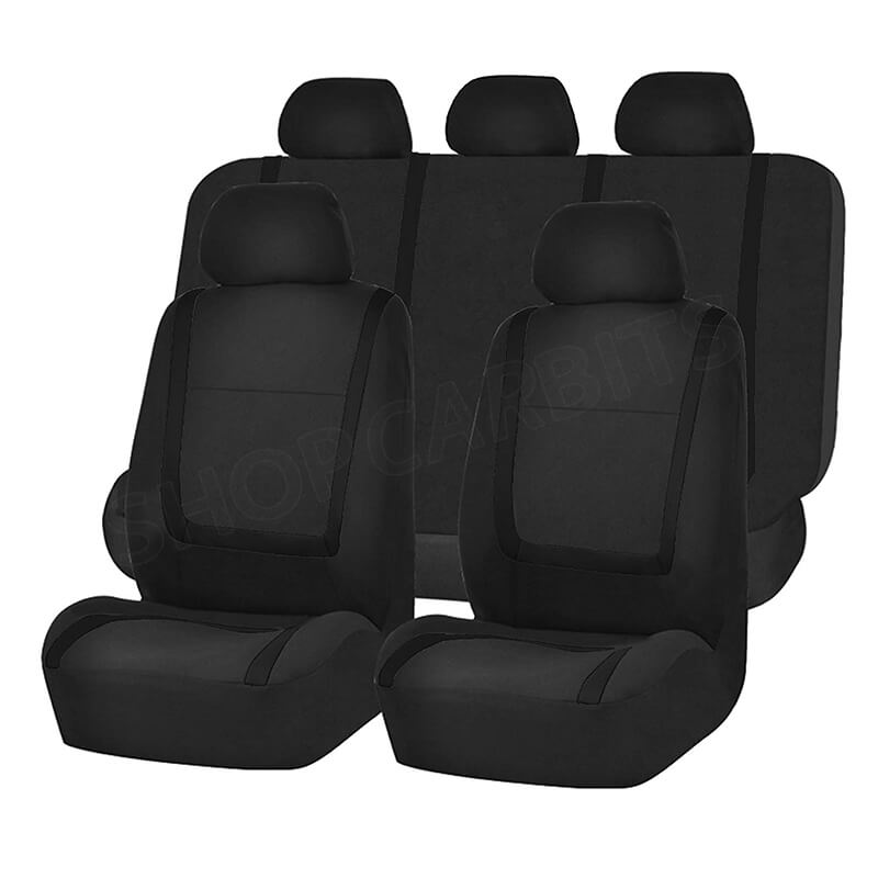 man truck four seat rear seat cover