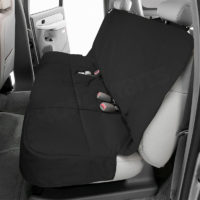 mercedes truck-4 man rear seat cover