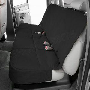 mercedes truck-4 man rear seat cover