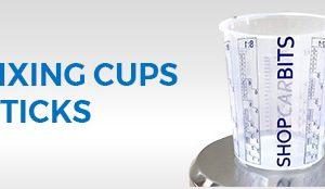 Mixing Cups/Sticks