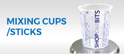 Mixing Cups/Sticks